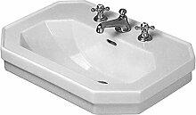 Duravit Waschbecken 1930–80cm C00weiß