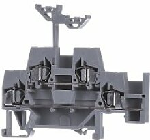 Durchgangsklemme 0,08-2,5mmq grau