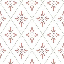 Duro Vliestapete Rot – Ljungbacka 396, Landhaus