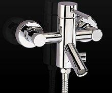 Dusch-Badewannarmatur Einhebelmischer Armatur mit (NEOPERL Perlator) FM23073C