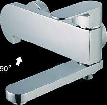 Dusch Badewannenarmatur Einhebelmischer Armatur mit (NEOPERL Perlator) NQ23269C