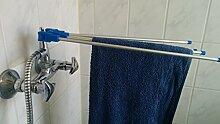 Dusch- und Badewannentrockner (4-fach)