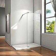 Duschabtrennung 10mm Walk in dusche Duschwand mit