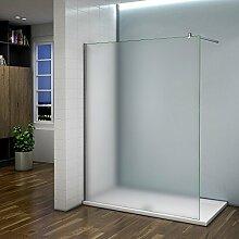 Duschabtrennung Duschwand 100x200cm Walk in Dusche