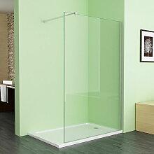 Duschabtrennung Walk in Dusche 120 x 195cm