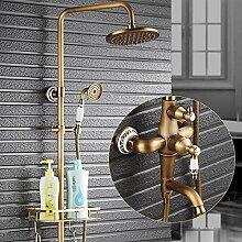 Duscharmaturen Kits Badezimmer Duschmischer
