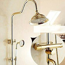 Duscharmaturen Thermostat-Duscharmatur-Set