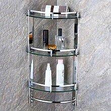 Duschaufbewahrung Badezimmerregale 7 mm