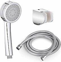Duschbrause-Duschschlauch-Set für