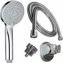 Duschbrause Handbrause Duschkopf Set wassersparend