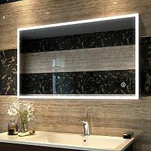 Duschdeluxe LED Spiegel Badspiegel Beleuchtung 100
