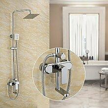 Dusche 3 Dusche Paket Wall Art Dusche Wasserhahn