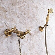 Dusche Antike Dusche Dusche Set Kupfer Version