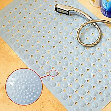 Dusche Badematte/Toilette Wc-pad/Badezimmer-matten/PVC Fu?auflage/Haushalt Matten/Fu?abtreter-E 48x78cm(19x31inch)