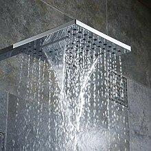 Dusche Badezimmer Duschkopf Druck Regen Duschkopf