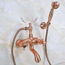 Dusche Duschkopf Duschset Bathtub Faucets Antique