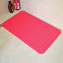 Dusche fußauflage/nicht-slip bath mat/pvc fußauflage-F 40x100cm(16x39inch)