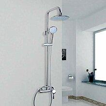 Dusche Messing Chrom Badezimmer Wandmontage