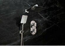 Dusche mit Thermostat-Mischbatterie Bristan