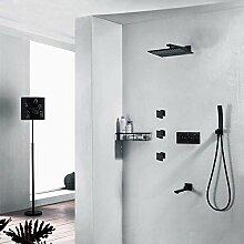 Dusche Moderne Badezimmer mit verdecktem
