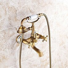 Dusche Spalte Antik Gold dusche Dusche dusche