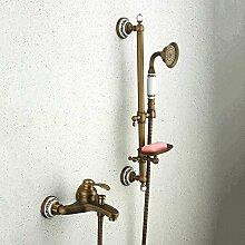 Dusche Spalte dusche Continental voll Kupfer