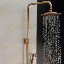 Dusche Wasserhahn runden Aufzug Dusche Badezimmer