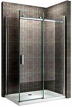 Duschkabine 100x100 cm mit Schiebetür