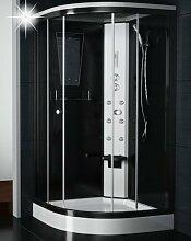 Duschkabine 100x100 Regendusche Duschtempel