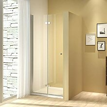 Duschkabine Dusche Falttür Duschabtrennung