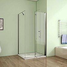 Duschkabine Duschtür Duschabtrennung Falttür