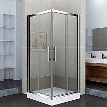 Duschkabine Duschwand Duschabtrennung Eckdusche,