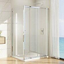 Duschkabine Eckdusche Duschabtrennung mit
