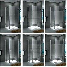 Duschkabine Eckdusche Duschtasse und Ablauf Dusche