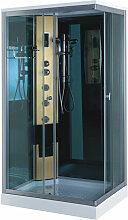 Duschkabine mit Hydromassagesäule NEU Modell