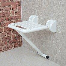 Duschklappsitz für Dusche, Bad oder Sauna -