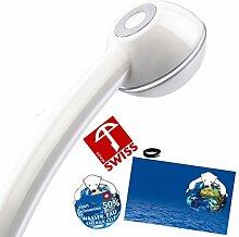 Duschkopf CHIC + WOW! Mehr Druck beim Duschen mit