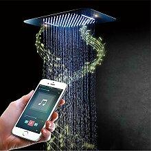 Duschkopf LED Licht Decke SUS304 Badezimmer Dusche