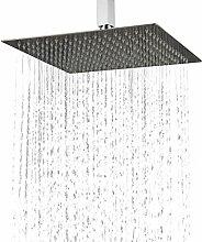 Duschkopf Regendusche, Edelstahl Regenbrause für