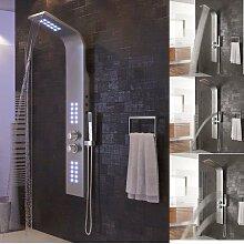 Duschpaneel LED,Duschsystem Duscharmaturen mit