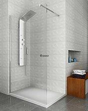 Duschpaneel Thermostat Massage mit Schlauch und