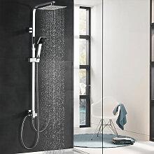 Duschsäule ohne Wasserhahn Regendusche