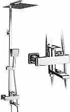 Duschset 1 Set Bad Regendusche Wasserhahn Set