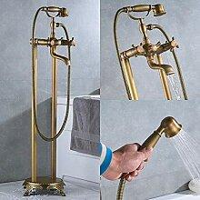 Duschset Duschset Duschsystem Schwarz Bronze Antik