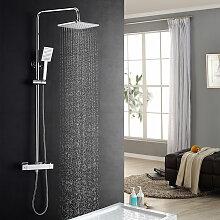 Duschset Duschsystem Bad Regendusche mit