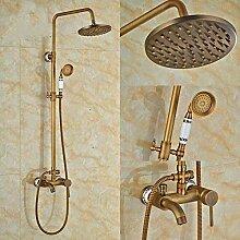 Duschset neues Badezimmer Duschset Wasserhahn mit