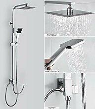 (Duschset ohne Wasserhahn) Duscharmatur