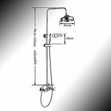 Duschset Wasserhahn mit Handsprühgerät