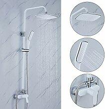 Duschsystem Duscharmatur Duschstange Duschset