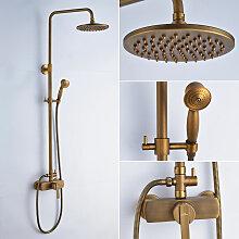 Duschsystem Duscharmatur Handbrause Duschkopf